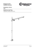 Schwenkarm / Jib Arm