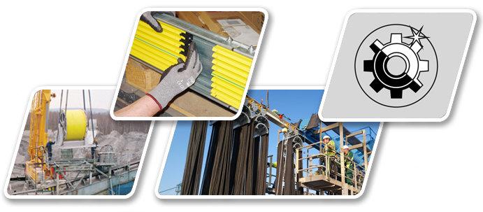 Adaptación - Reacondicionamiento - Modernización - Servicio técnico - Conductix-Wampfler