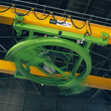 Overhead Crane with controller