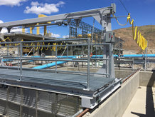 Festoon Systems at Wells Dam