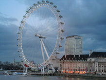 Conductix-Wampfler offers several solutions for the Energy Supply to Ferris Wheels